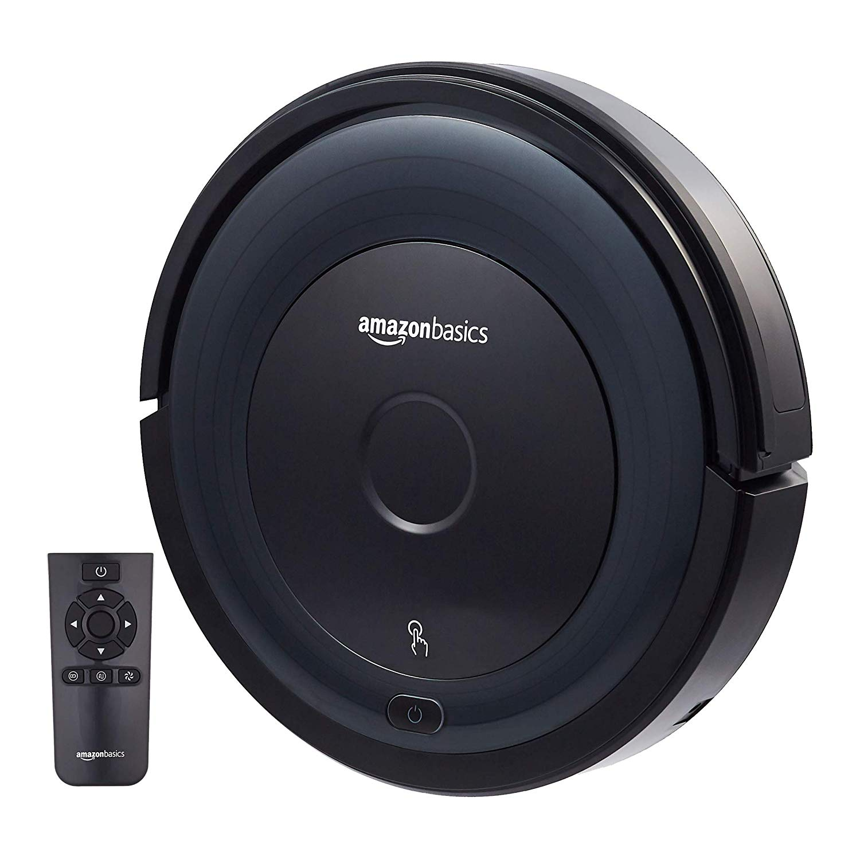 Amazonbasics Slim Robot Vacuum