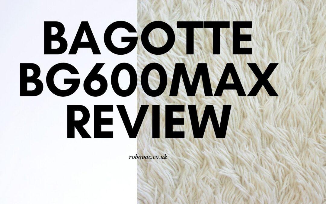 Bagotte BG600MAX Review