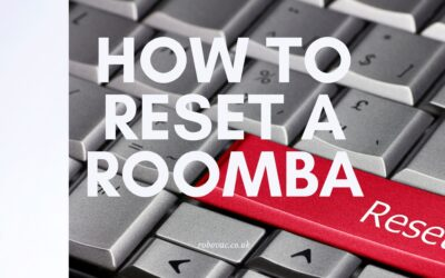 How to Reset a Roomba